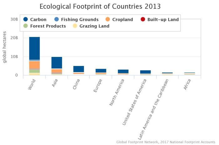 imagen 3 fuente. Global Footprint